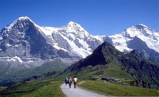 Au Pair Switzerland